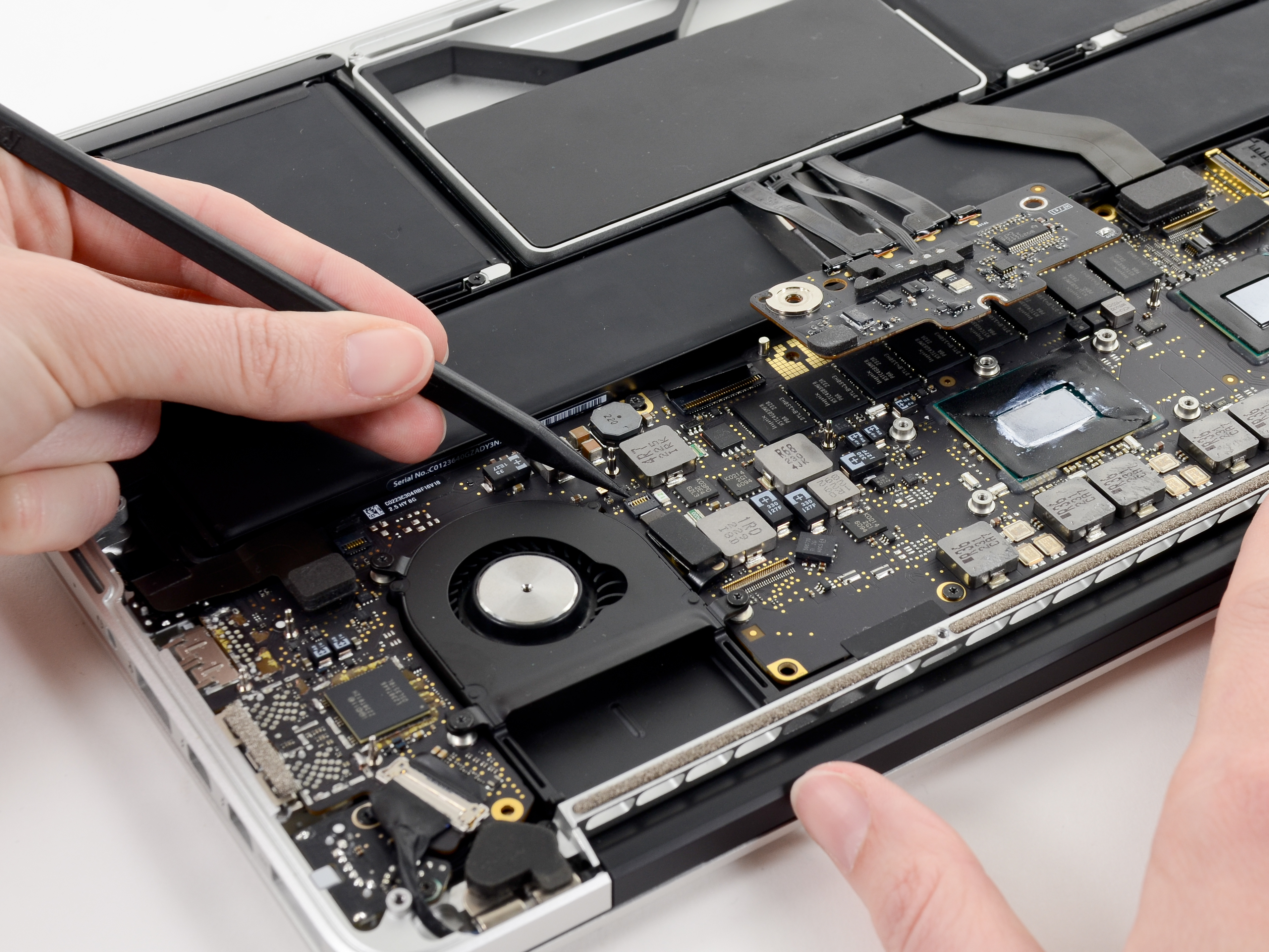 Apple Macbook Logic Board Repair - Repair Any Computer